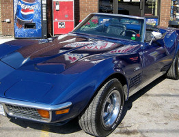 corvette stingray restoration