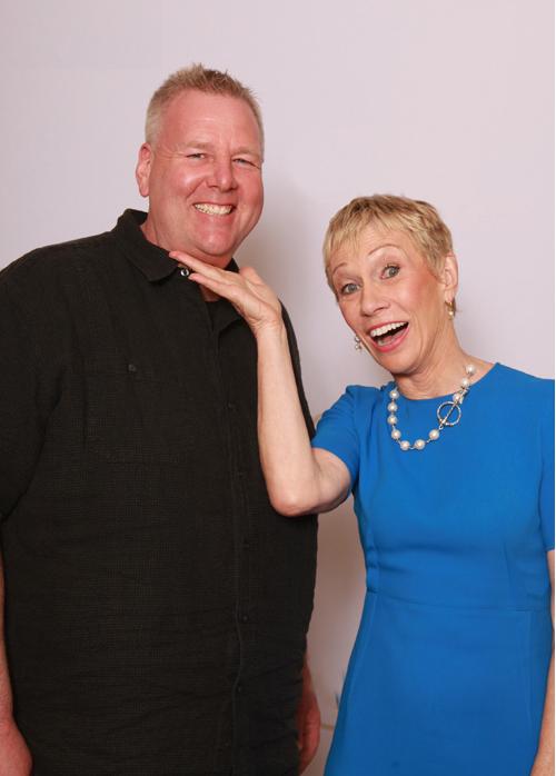 Rick and Barbara Corcoran